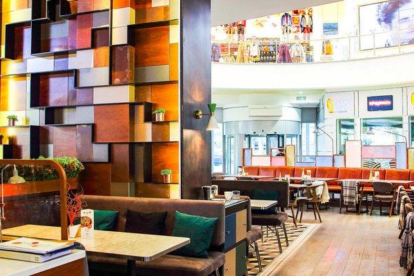 Кафе «Облепиха» - идеальное городское кафе и удобное место для встреч в центре города