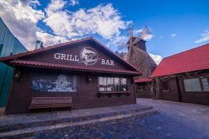 На Новой Риге открылся Grill Bar. Fish Point