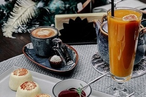 Завтраки в BAMBOO.BAR
