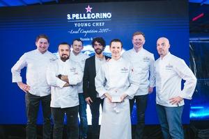 Итоги регионального полуфинала конкурса  S.Pellegrino Young Chef 2018