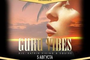 Guru Vibes: Squire & Katrin Viking