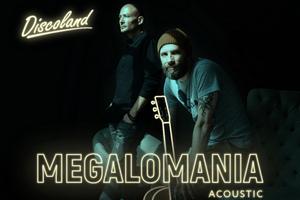 Пятничный вечер под сопровождение Megalomania acoustic
