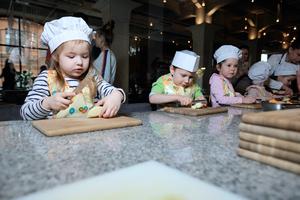Детские мастер-классы в Uhvat