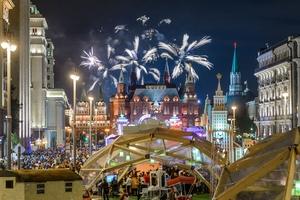 Салютуем: День города в ресторанах Москвы