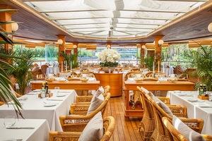 Ласточка ресторан-яхта