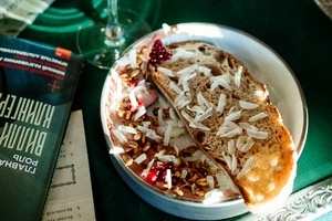 Завтраки в «Кафе Пушкин»