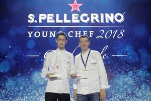 Финал конкурса  S.Pellegrino Young Chef  в Милане