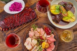 Carne/Vino - новый ресторан про вино и мясо от Юлии Высоцкой