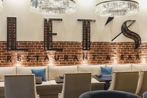 Новый ресторан с понятной авторской кухней LET'S