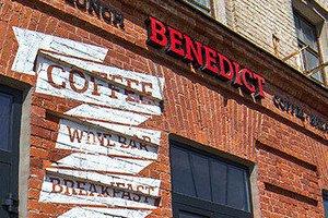Benedict Cafe