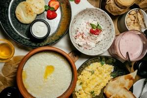 Завтраки в Didi