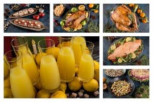 Праздничные блюда на вынос от The Mad Cook