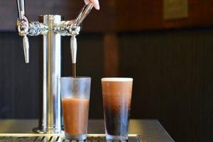 Пей азот: места, где готовят нитро-кофе