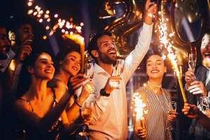 Новогодняя ночь 2020 в ресторанах Москвы