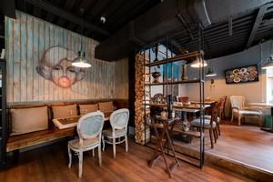 Новый ресторан «Я дома»