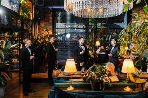 Вечер итальянской музыки by Loft Opera в Russian Wine&Bar