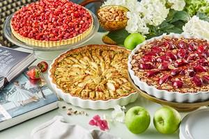 Фруктовые пироги в «Жеральдин»