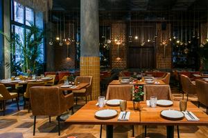 Новый проект Аркадия Новикова – халяльный ресторан Umma