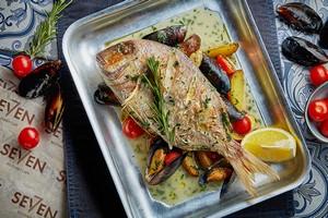 Рыба из Мавритании в Seven