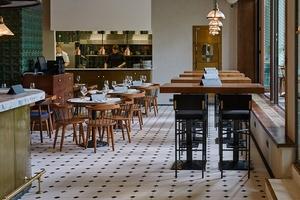 Новое городское кафе «Моника»
