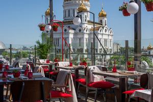 Рестораны Москвы - летние веранды