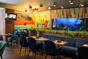 Новый ресторан с домашней обстановкой Daddy's Cafe