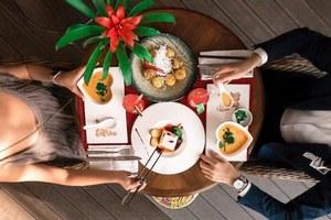 Китайский день всех влюбленных в ресторанах Hong Kong и Soluxe Club