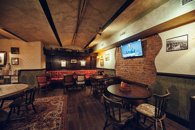 The Tipsy Pub