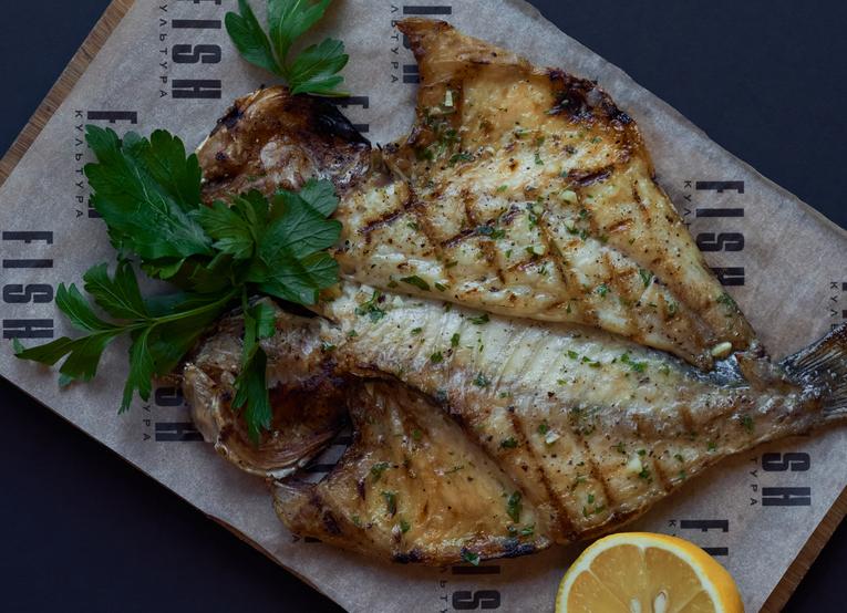 Открытие: «Fish Культура» на Новом Арбате