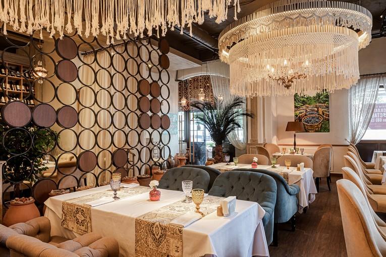 Ресторан «Ткемали» на Новой Площади