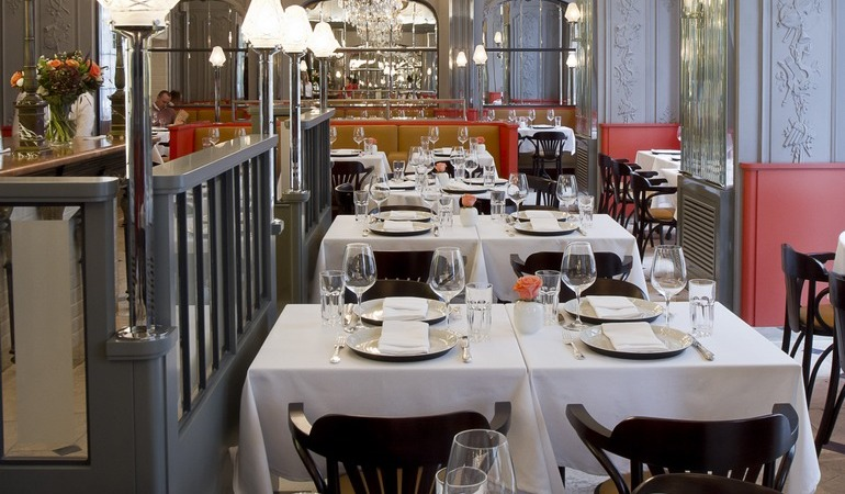 Ресторан Brasserie Moct