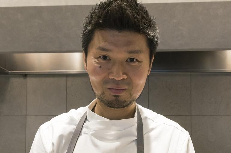шеф-повар №1 в Японии Зайю Хасегава