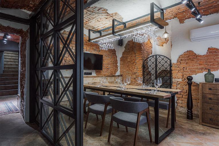 Ресторан-винотека DODICI WINE & KITCHEN в Москве