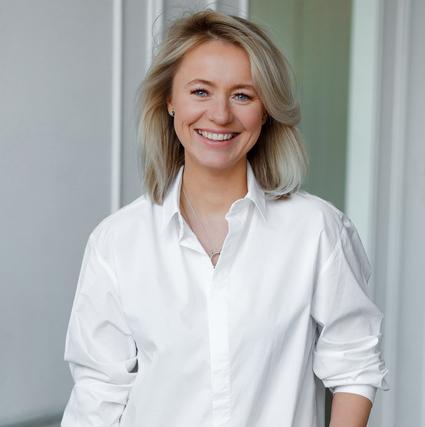 Эксперт по маркетингу в HoReCa, основатель коммуникационного агентства Production Media Group, Аня Кондратьева