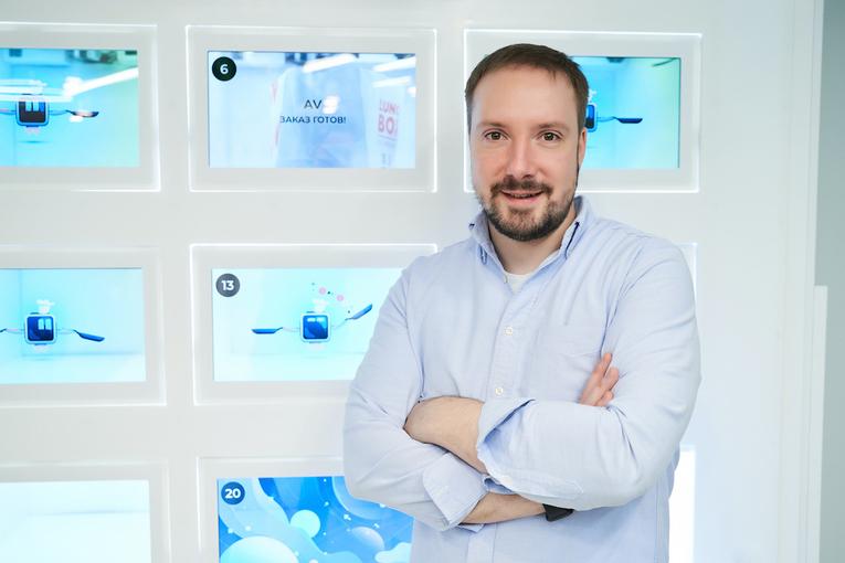 Ресторатор Андрей Тютиков