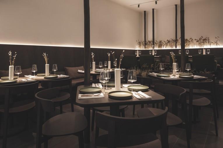 Ресторан Л.Е.С. – проект, транслирующий философию экологичности и сближения с природой