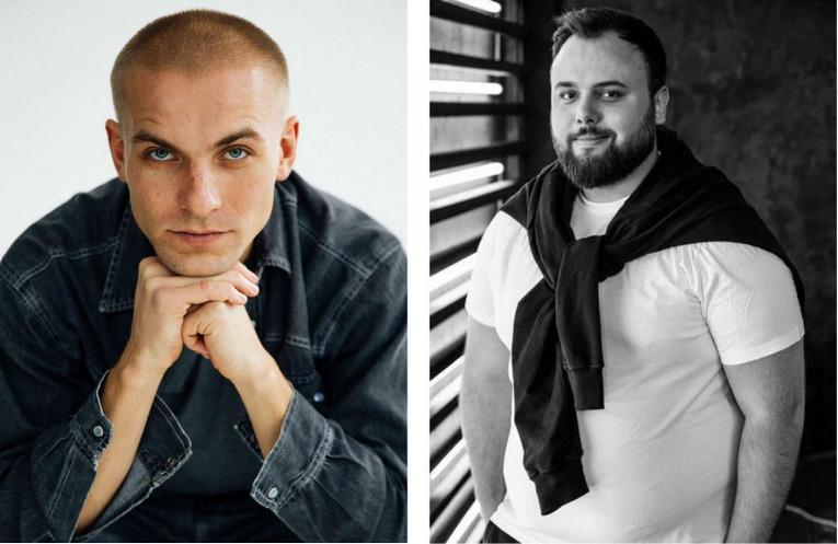 Актеры театра Вахтангова - лица апреля в Riesling Boyz