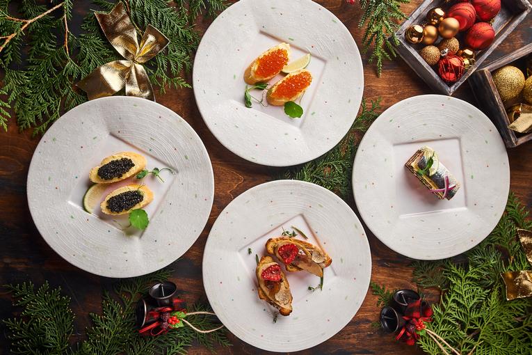 Новогоднее предложение от шеф-повара на яхтах «Чайка» и «Ласточка»