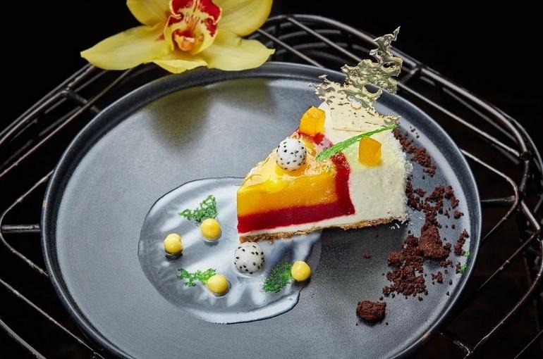 Тропический торт «Трио»