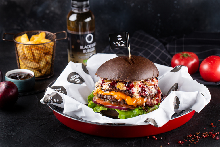 Black Star Burger отметил свое трехлетие