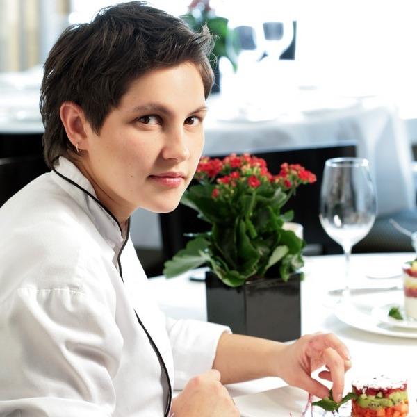 Марина Носова, шеф-кондитер ресторанов «Магадан» и Valenok