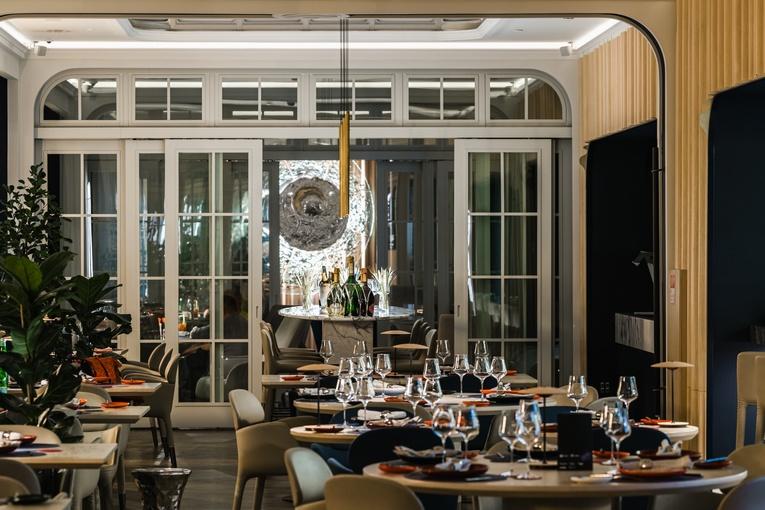 Новый год 2020 в ресторанах Москвы