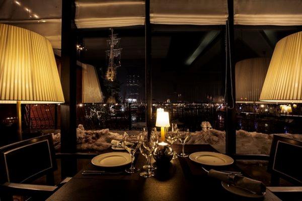 Ресторан Река Moscow