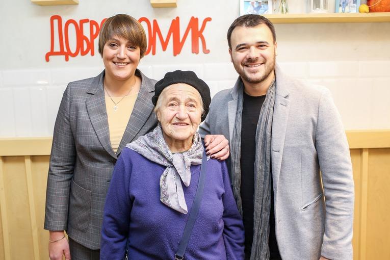 В Москве открылось кафе «Добродомик» с благотворительными обедами для пожилых людей