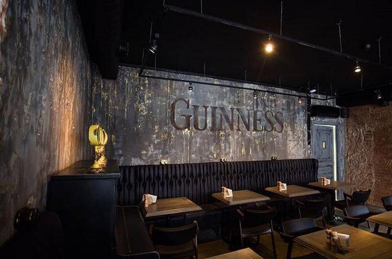 Guinness Steak Pub