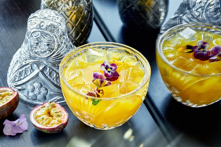 Russian Style Cocktails в Гранд-кафе «Dr. Живаго»