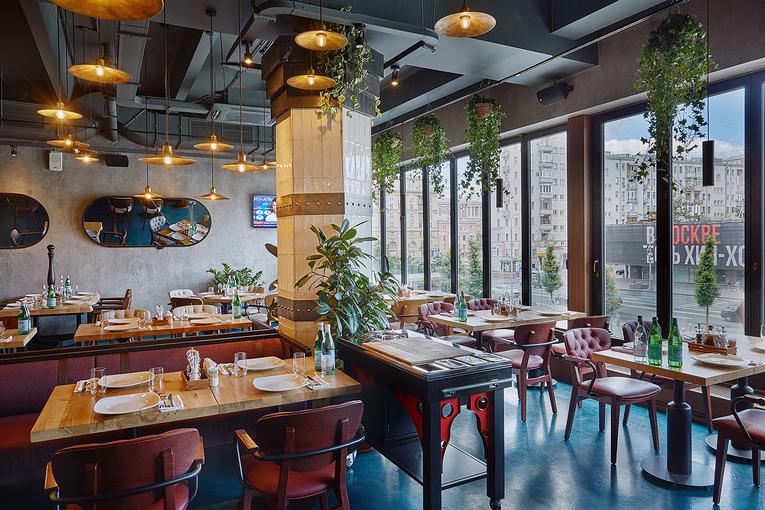 All inclusive в ресторане турецкой кухни Cihan Steak & Kebab