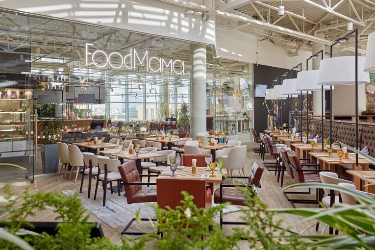 FoodMama: Семейный ресторан в ТРЦ «Авиапарк»