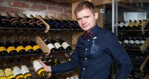 Иван Белов - шеф-бармен и сомелье ресторана Nordeca