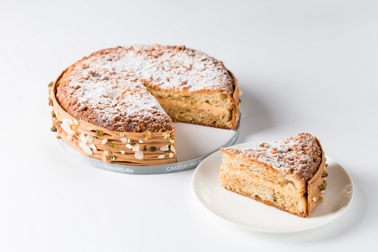 Пасхальная коллекция десертов в «Кофемании»
